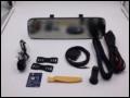 行车记录仪+流媒体后视镜+智能车机 360 S800智能云镜