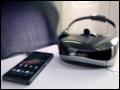 索尼�@示器: 索尼第三代 新款3D�^戴�@示器HMZ-T3W
