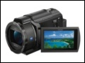 索尼摄像机: 索尼4K摄像机AX40,打开记忆宝盒!