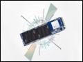 金泰克: �p�步入PCI-E�r代,金泰克P600 SSD����好