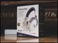 颜值即正义,HyperX Cloud Alpha Purple阿尔法游戏耳机