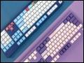 雷神定制IP机械键盘,K5104九尾狐、K6104海尔兄弟评测